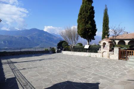 Meteora Kloster St. Stephen