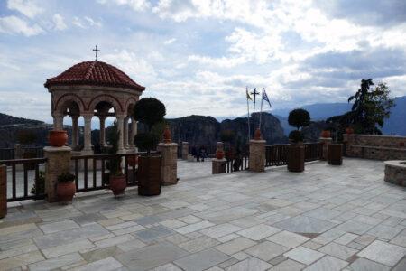 Meteora Kloster Varlaam
