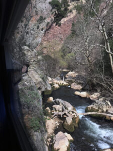 Odontotos rack railway Diakopto - Kalavrita