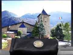 Andorra - Zwei Euro Münze