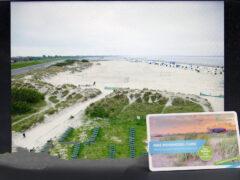 Norddeich Campingkarte