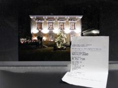 München Strafzettel