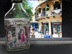 Bath - Ginflasche
