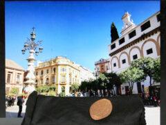 Sevilla - Kupfermünze