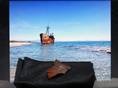 Dimitrios - Schiffswrack